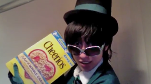Onceler Loves Cheerios: Watch Video below by blondewolf2