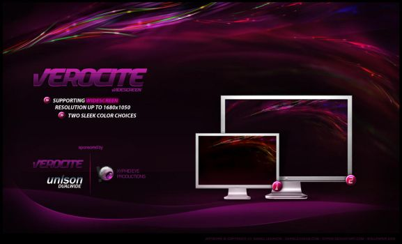VEROCITE WIDESCREEN by xyphid