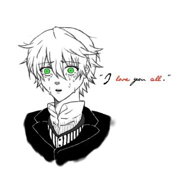 Pandora Hearts - Oz - I love you all. by MakeAWishJustLikeMe