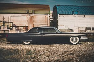 69 Cadillac Side by AmericanMuscle