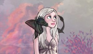 Mother of Dragons. by ArushaMohamed