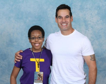 Me and Heroes' Adrian Pasdar by QueenAnime99