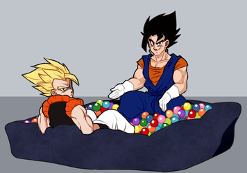 Ballpit by MamaCharms