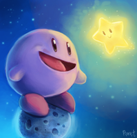 DAY 184. Kirby (20 Minutes) by Cryptid-Creations