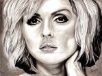 Debbie Harry - Blondie by Anthony-Woods