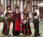 Four Ladies of Adventure by PhotosbyRaVen
