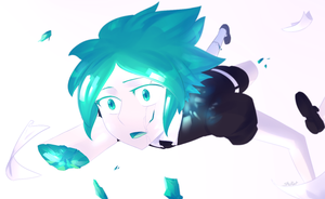 Phosphophyllite by Sticklet