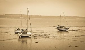 Olde Worlde Boats by BusterBrownBB