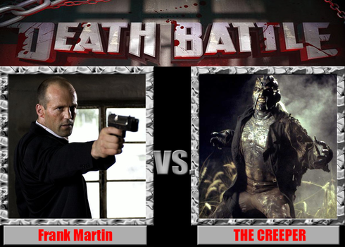 Frank Martin Vs Jeepers Creepers by Pyro-raptor