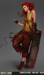 Female Character Series Part 5/6 - Final Polish by CGCookie