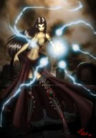 Odeth Lady of Undead by odeloth