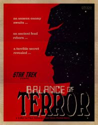 Balance of Terror - October TrekBBS Art Challenge by Ptrope