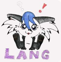 Baby Lang-B by Evogelion