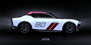 Nissan Concept by AeroDesign94