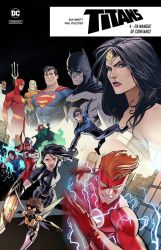 TITANS Tome 4 by DCTrad