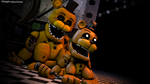 Different Interpretations #2: Withered G. Freddy by TF541Productions