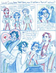 Will Snape ever like Harry? by GingerOpal