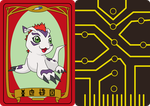 Card Gomamon by JAMES390