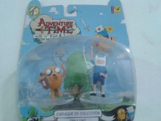 Aventure time toys by PiXelYz