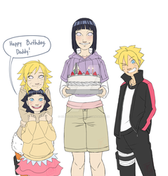 Happy Birthday Naruto (10/10) by HinataElyonToph