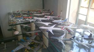 MY AIRLINERS COLLECTION 1/400 zone by victordragon747