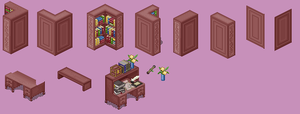 Furniture Patches by Kahmical