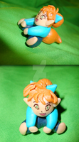Clay: Shippo by CLPennelly
