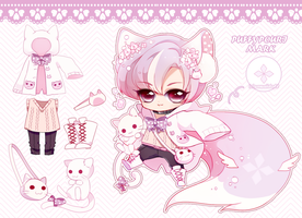 [CLOSED] PuffyPouri Species 16 - Adoptable by SawaiiDoll