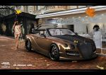 WTB'11 Bentley Continental GTC by cfh83