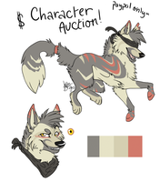 Character Design Auction :SOLD: by Rianach