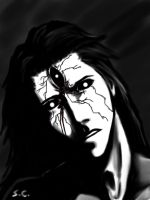 madness.. Aizen. by Aquila--Audax