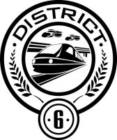 District 6 Seal by trebory6