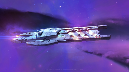 Heavy Carrier by Enterprise-E