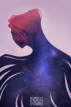 Space by norapotwora