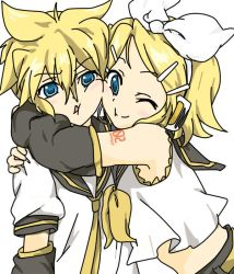 Rin and Len by Kap-chan
