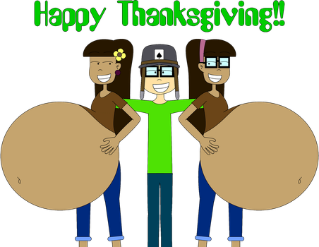 Happy Thanksgiving 2017!! by Angry-Signs