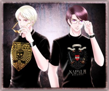 PruAus (OOMPH x Napalm Records) by EPH-SAN1634