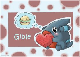 Gible-Heart