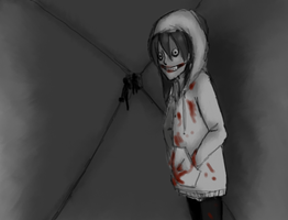 Jeff the Killer by Radiomankka