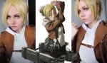 Annie Leonhardt instant Cosplay by a4th
