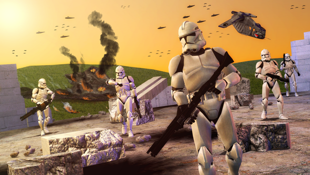 Star Wars The clone wars Gmod (ready for deploy) by matrux11