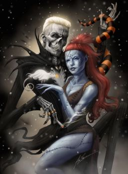 Nightmare Before Antwoord by AlexRuizArt
