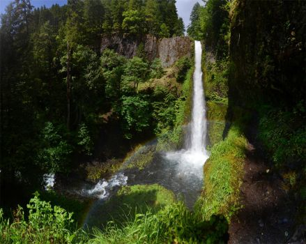 Tunnel Falls 2011-06-23 by eRality