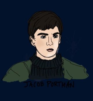 Jake- Miss Peregrine's Home for Peculiar Children by leelagr123