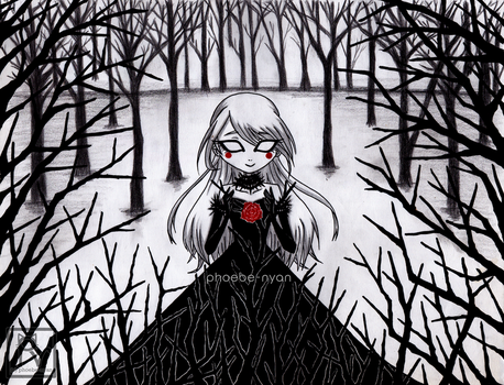 Black Forest by phoebe-nyan