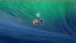 OS X Mavericks: Log In Concept by Ohsneezeme