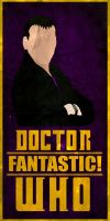 Fantastic! - Doctor Who No.9 Minimalistic Poster by ChipsEss0r