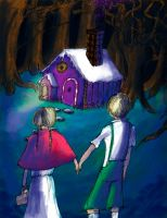 Hansel and Gretel by Riverd