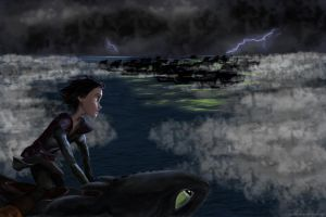 The Vision (HTTYD2 webnovel ch3) by inhonoredglory