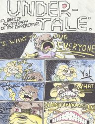 Undertale: Pacifism in a Nutshell by NotFritz